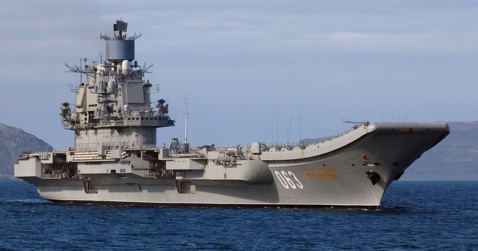 Futuro da marinha russa (vmf) parte 1