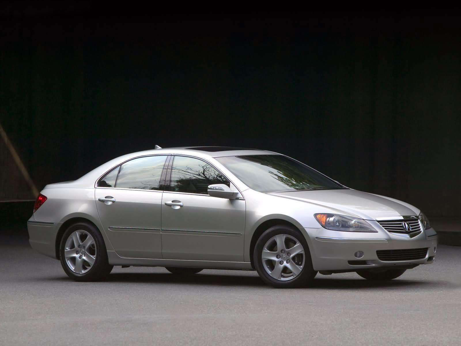 2005 acura rl japanese car pictures