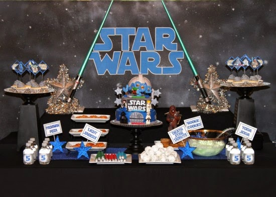 Star Wars-Ιδέες για γενέθλια
