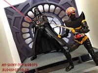 Vader and Hakaider