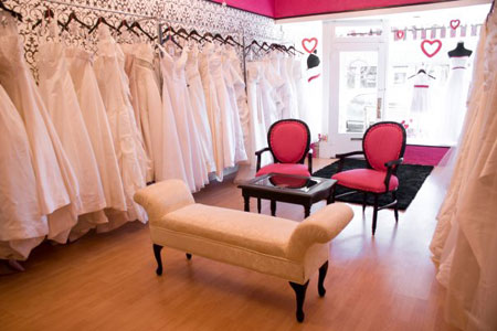 Bridal boutique business plan