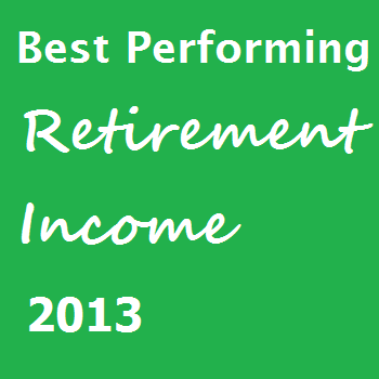 Best Retirement Income Mutual Funds 2013