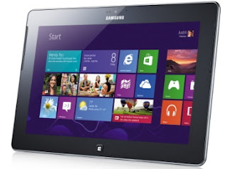 Tablet Samsung ATIV Specification