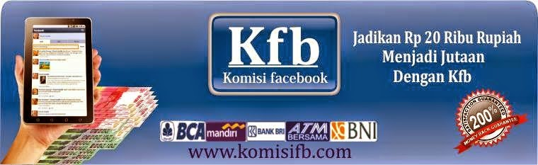 Komisi Facebook