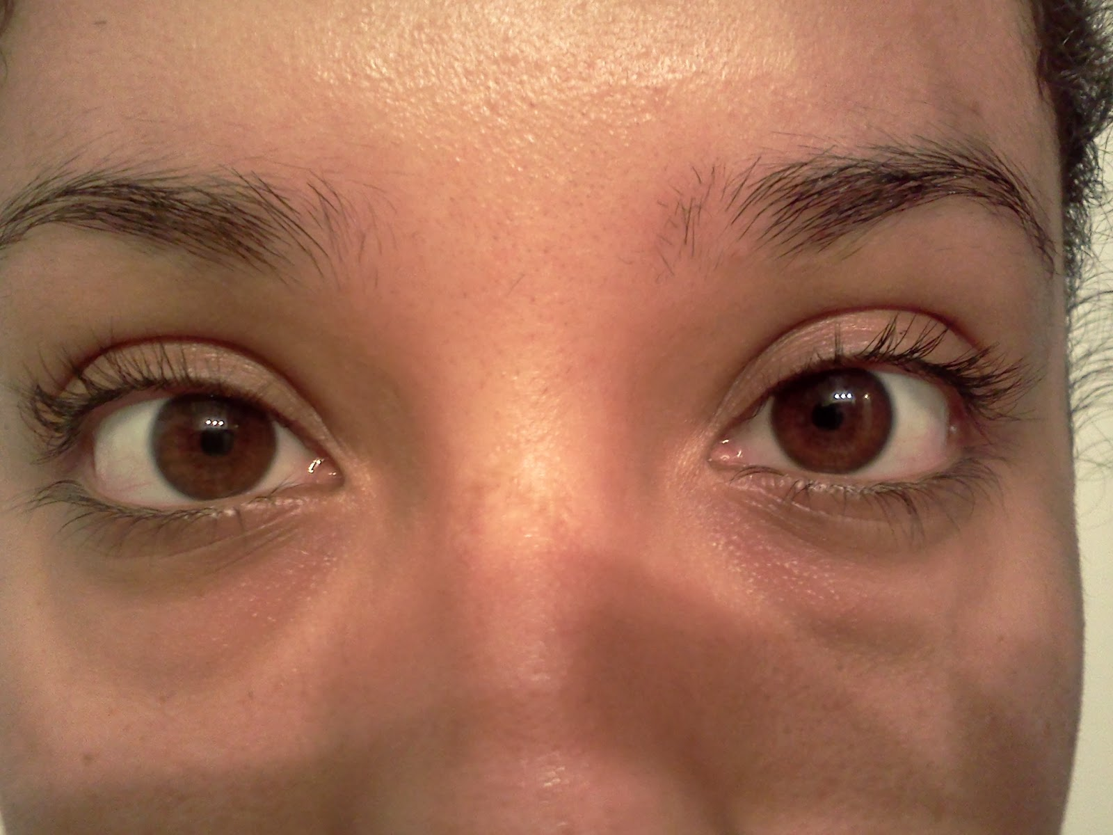 Lashes to Die For Before After my Lashes Before And After