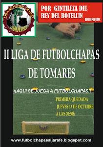 II liga de fútbol chapas de Tomares