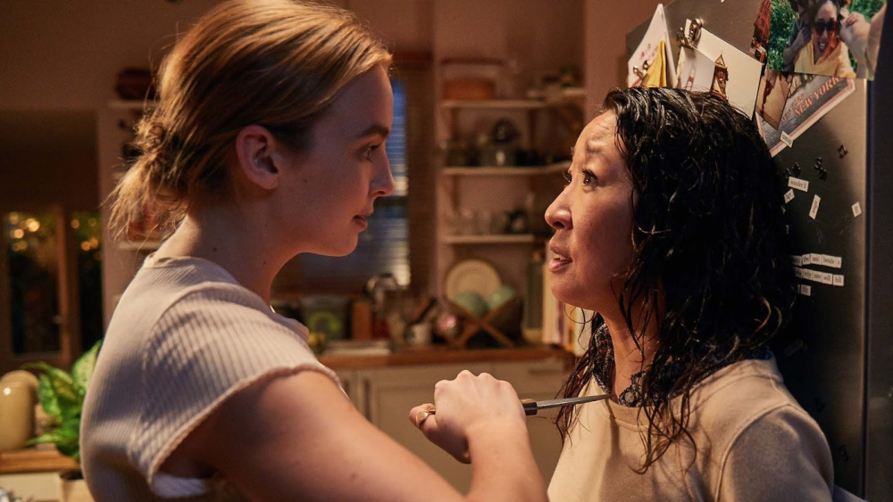 "BBC America's ""Killing Eve"" Is A Fun Twist On The Spy Genre"