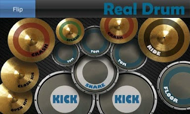 Bateria Real (Real Drum) v1.4