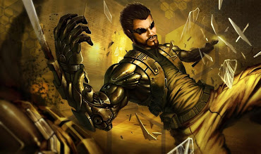 #14 Deus Ex Wallpaper