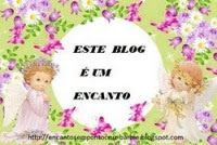 Selinho do blog para as amigas