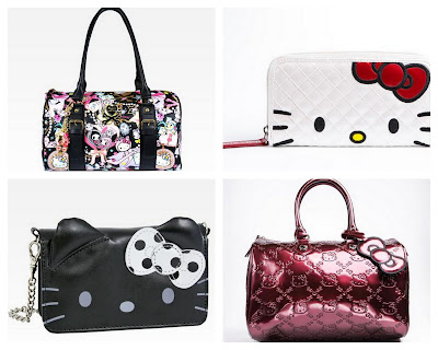 Hello Kitty Bags, Hello Kitty Accessories, Must Have Hello Kitty, New Hello Kitty Bags