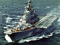 Kiev Class Aircraft Carrier
