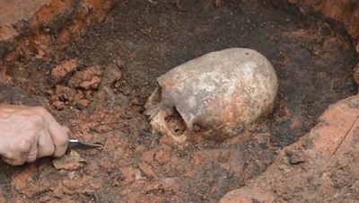 Alien Skull Unearthed At Russia's Stonehenge, UFO Sightings
