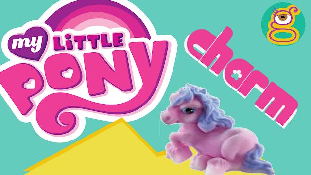 Abrimos 4 my litlle pony charm pony personajes juguetes my little pony charm toys