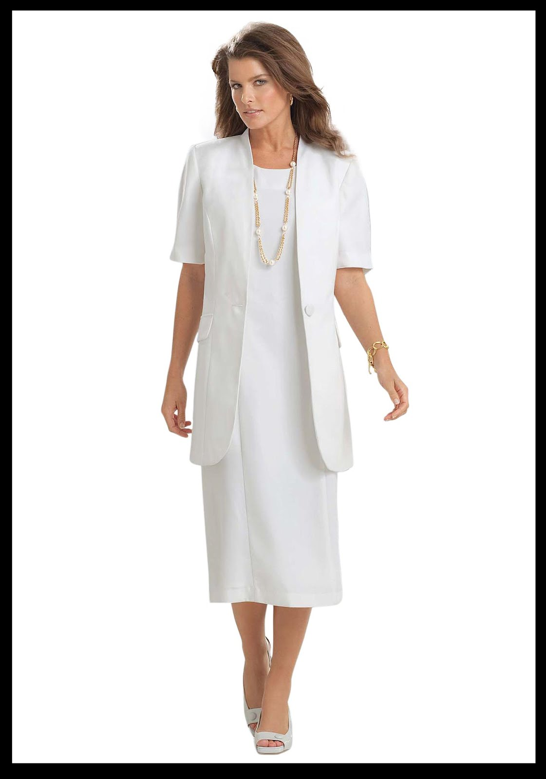 HD wallpapers plus size white dress jacket