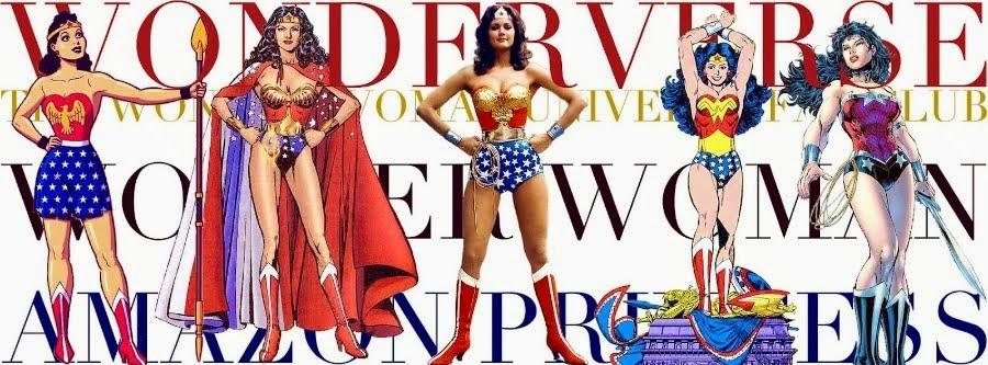 WONDERVERSE: Classic Wonder Woman