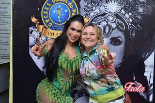 Assessora de imprensa do Peruche declara que ama trabalhar com Fabi Frota