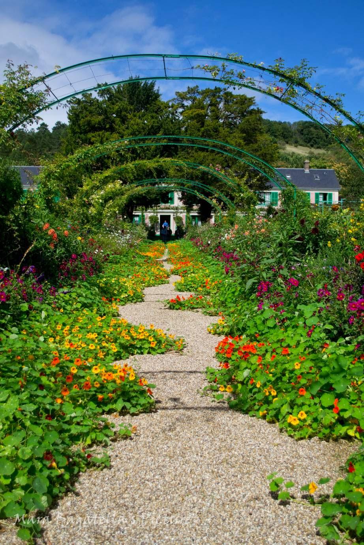 Arte blog nel giardino di monet - Il giardino di monet ...