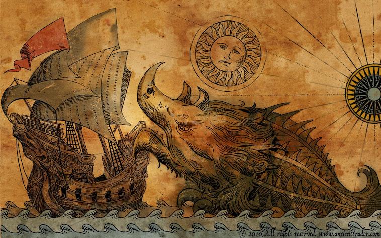 """ Ancient trader"""