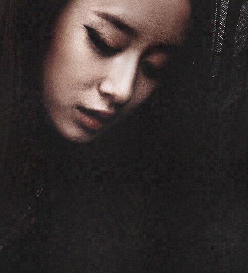 """Fanart Park Jiyeon """"Sad Face"""""""