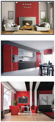 Tips Memilih Warna Cat Rumah Minimalis Modern Terbaru