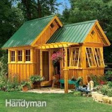 free Backyard Shed Plans
