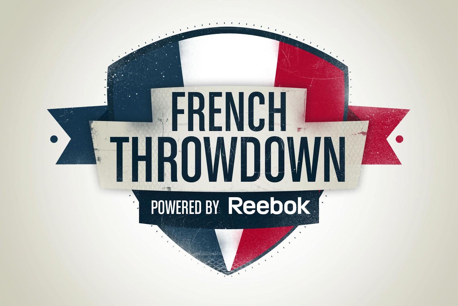 Prenant La Suite Du Reebok CrossFit Fitness Championship De 2012 Le French Throwdown Vient Tout Juste Dtre Annonc