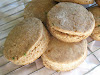 Whole Wheat Chive Biscuits