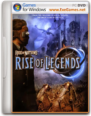 Rise Of Nations Rise Of Legends Free Download PC Game Full Version