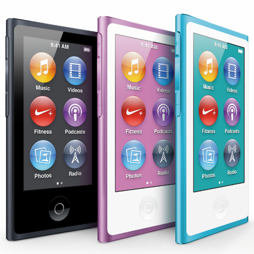 Apple iPod Nano 7th Generation Philippines Price, Release Date