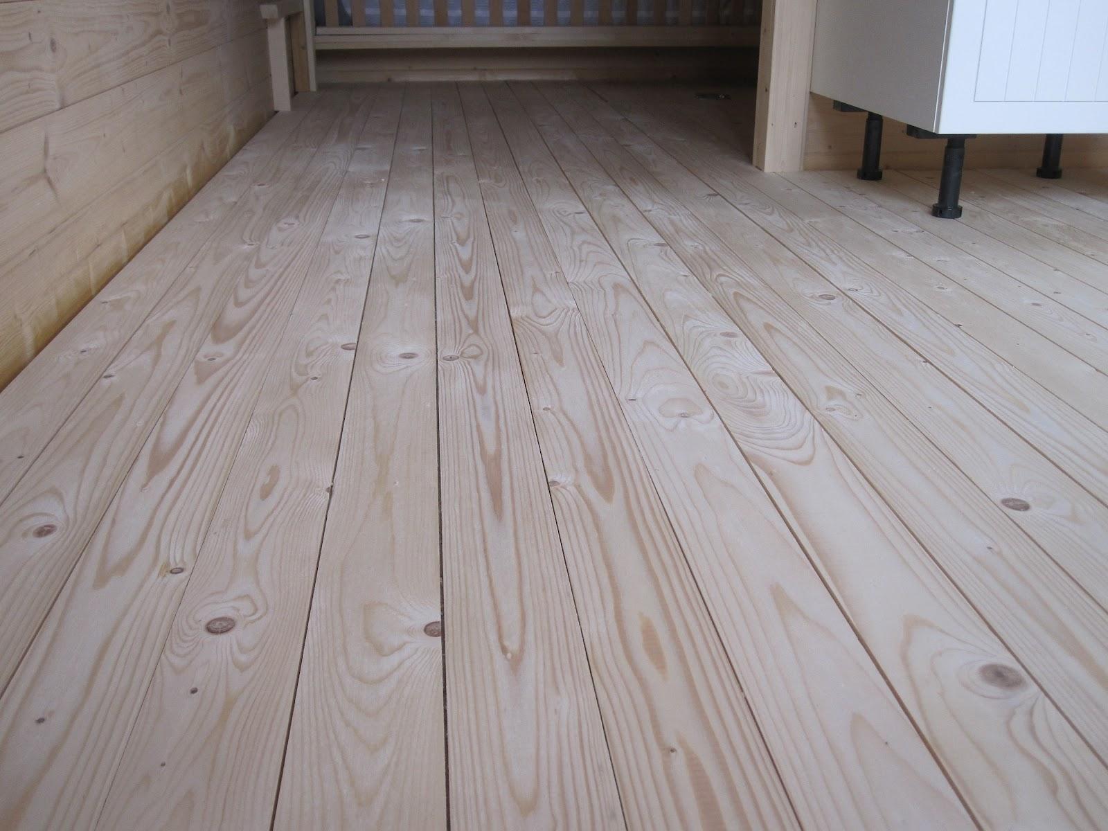 Interiørbeis på gulv