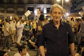 Basilio M PAtino en Madrid