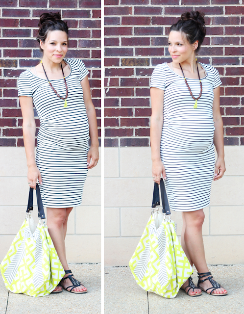Maternity Fashion {Street Style 2}