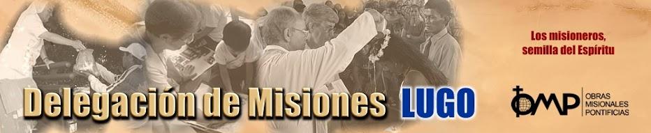 Los misioneros, semilla del Espíritu