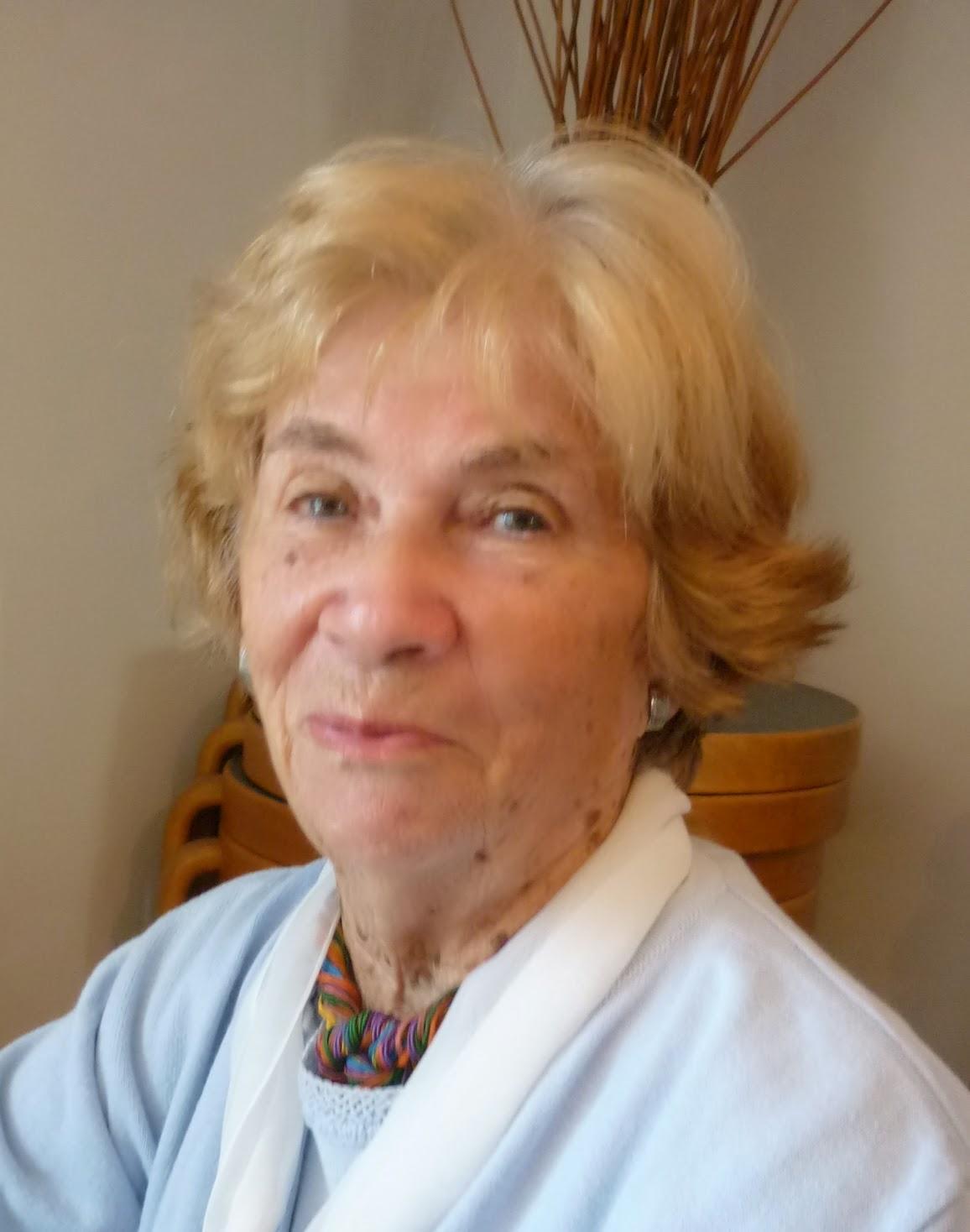 Doris West - Nottingham Malvinas - Veteranos de Guerra