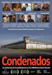 """""""CONDENADOS"""" Estreno 27 de Marzo"""