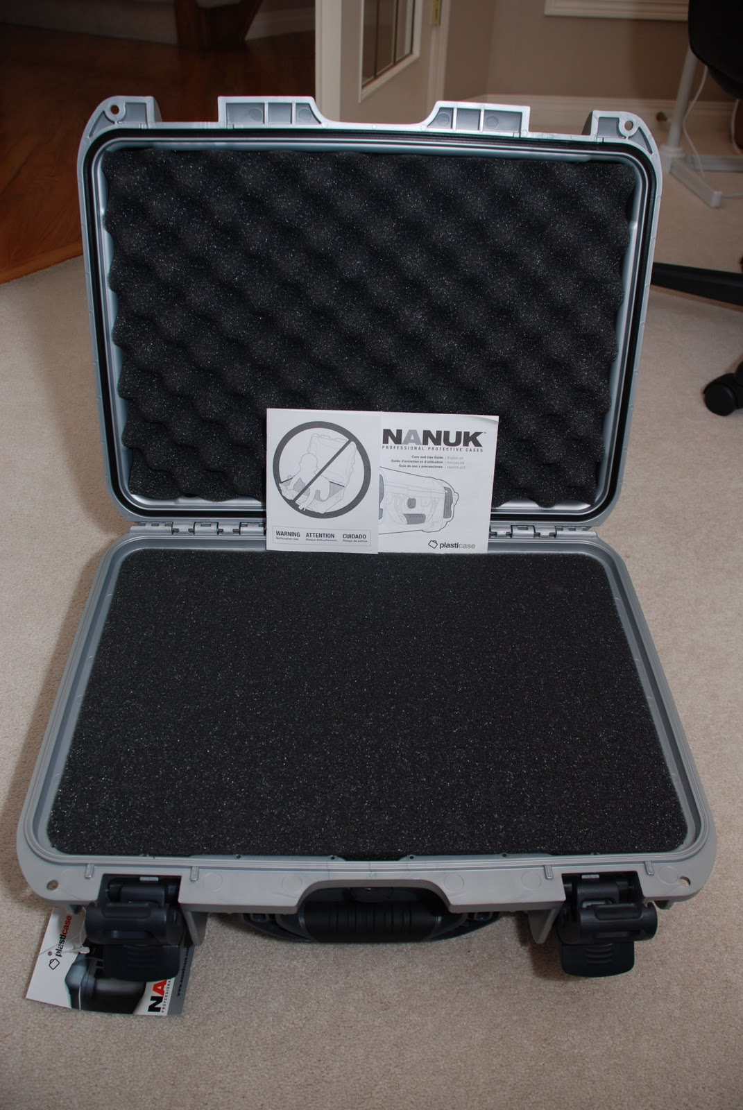 Titam Technical Issues That Affected Me January 2012 Nanuk 925 Padded Divider Insert For Case General Interior