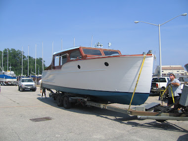 "After - Cruiser, Also Staged for Movie Set ""The Proposal"""