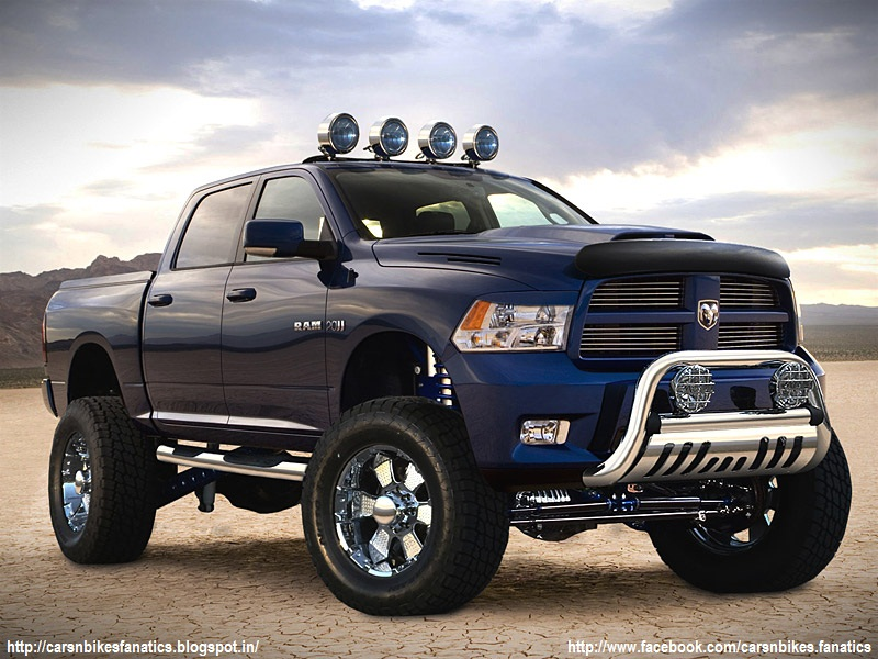 Car amp Bike Fanatics Dodge RAM Custom
