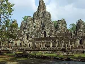 Kota Angkor - kota hilang - lensaglobe
