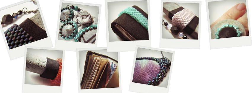 CSJ [csé:jé] egyedi textil, gyöngy, bőr és beton ékszerek