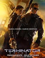 Terminator 5: Génesis (2015) [Latino]