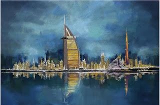 Faciles Paisajes Urbanos Modernos