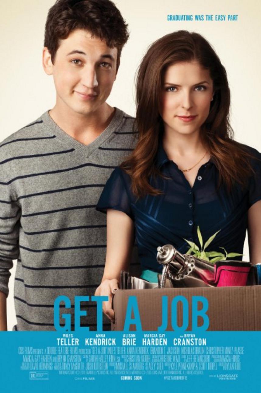 Arrume Um Emprego Dublado