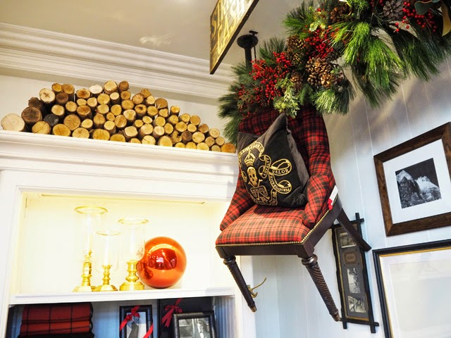 Ralph Lauren Christmas Home