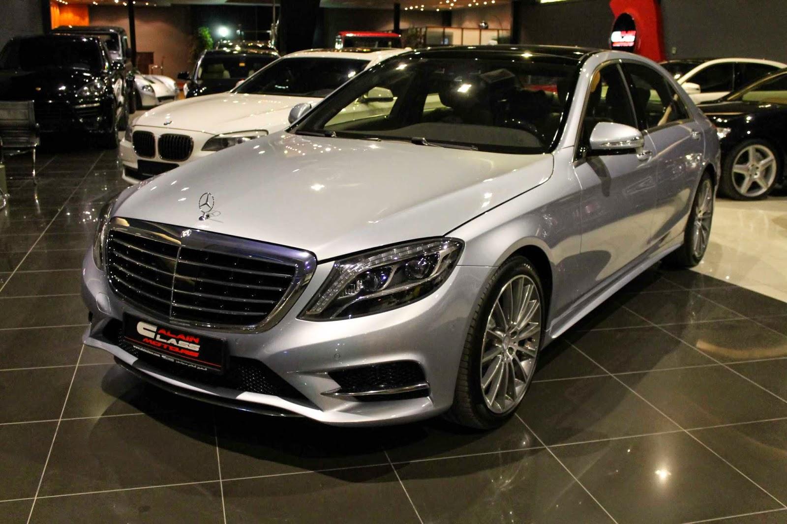 Mercedes benz w222 s500 benztuning for Mercedes benz s500