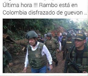 President Rambo