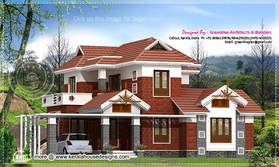 Cute Kerala home