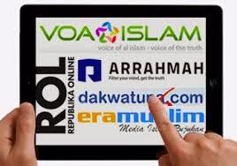 Pemerintah Blokir 22 Situs Islam Indonesia
