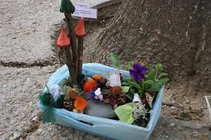 création de jardin de lutin avec leur histoire